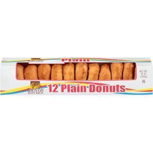 Country Kitchen Plain Mini Donuts