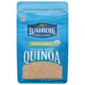 Lundberg Organic Quinoa Antique White
