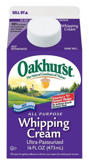 Oakhurst All Purpose Cream