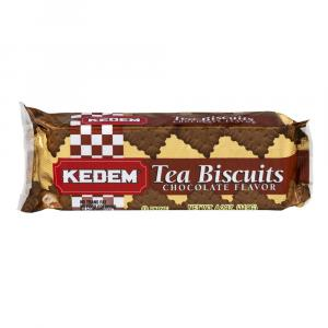 Kedem Chocolate Tea Biscuits