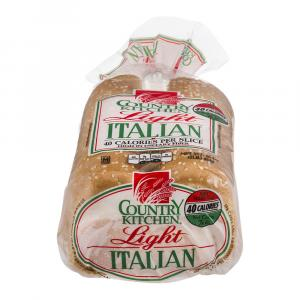 Country Kitchen Light Italian Bread