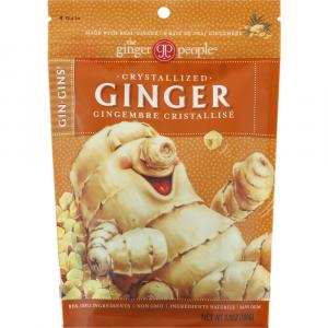 Gingins Crystalized Ginger