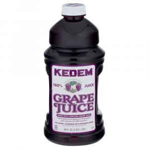 Kedem 100% Pure Concord Grape Juice