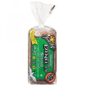 Food for Life Ezekiel 4:9 Organic Sesame Seed Bread