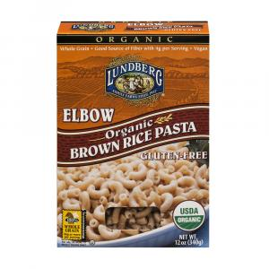 Lundberg Family Farms Organic Elbow Brown Rice Pasta