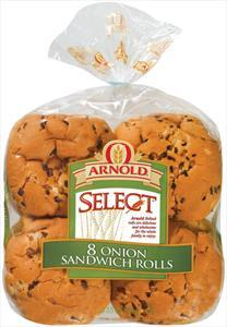 Arnold Select Onion Rolls