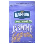 Lundberg Family Farms Organic Jasmine Brown Rice