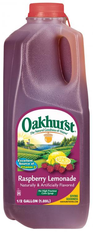 Oakhurst Raspberry Lemonade