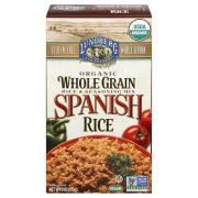 Lundberg Organic Spanish Rice Whole Grain Rice & Seasoning