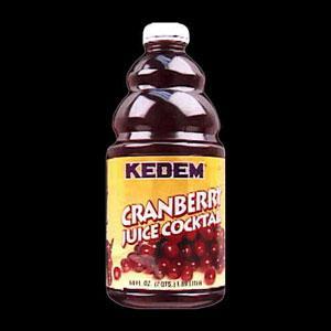 Kedem Cranberry Cocktail