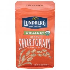 Lundberg Family Farms Organic Short Grain Brown Rice