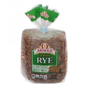 Arnold Everything Rye Bread