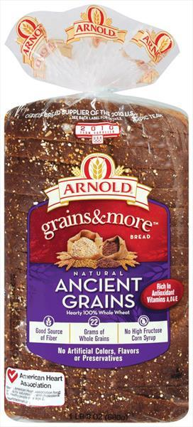 Arnold Ancient Grains Bread