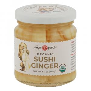 The Ginger People Pickled Sushi