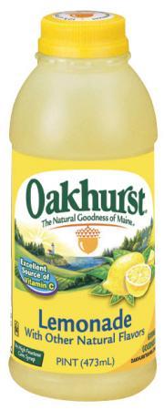 Oakhurst Lemonade