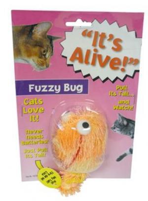 It's Alive Fuzzy Bug