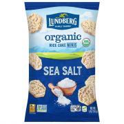 Lundberg Organic Mini Rice Cakes Sea Salt