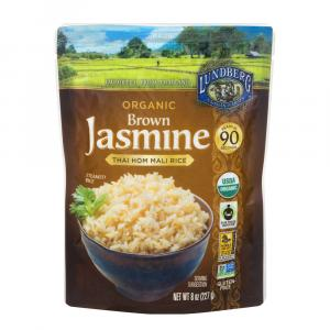 Lundberg Organic Brown Jasmine Thai Hom Mali Rice