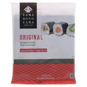 Yama Moto Yama Original Roasted Sushi Nori Seaweed