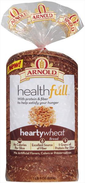 Arnold Healthfull Hearty Wheat Bread