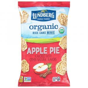 Lundberg Organic Mini Rice Cakes Apple Pie