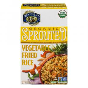 Lundberg Organic Whole Grain Vegetable Fried Rice