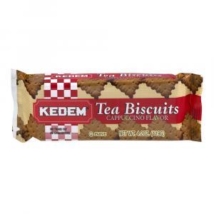 Kedem Tea Biscuits Cappuccino Flavor