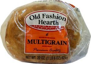 Old Fashion Hearth Multigrain Bagel