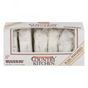 Country Kitchen Powdered Donuts