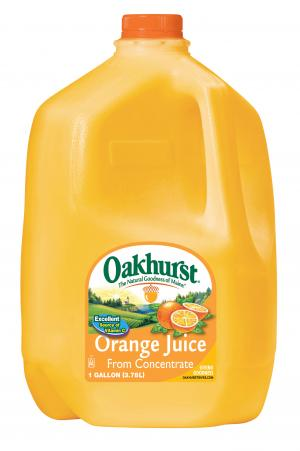 Oakhurst Orange Juice