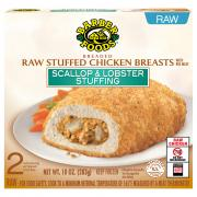 Barber Foods Chicken Scallop & Lobster Stuffing