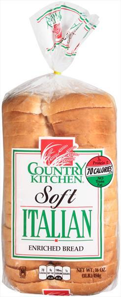 Country Kitchen Italian Bread