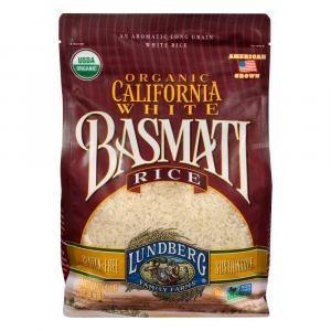 Lundberg Family Farms Organic California White Basmati Rice