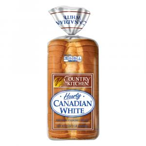 Country Kitchen Canadian White Bread
