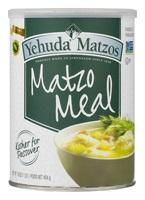 Yehuda Matzo Meal Canister