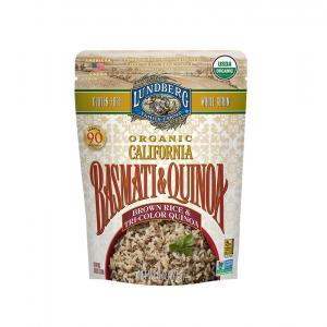 Lundberg Family Farms Organic California Basmati & Quinoa