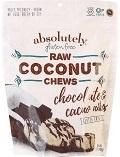 Absolutely Coconut Chews with Cocoa Nibs