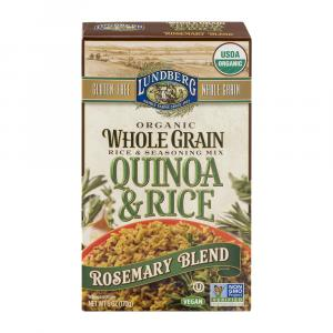 Lundberg Organic Whole Grain Quinoa & Rice Rosemary Blend