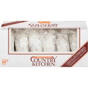 Country Kitchen Chocolate Donuts