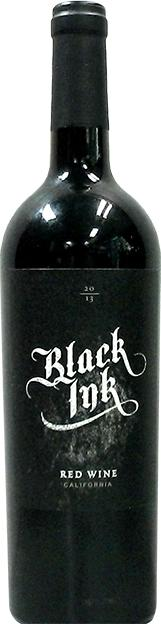 Black Ink Red Blend