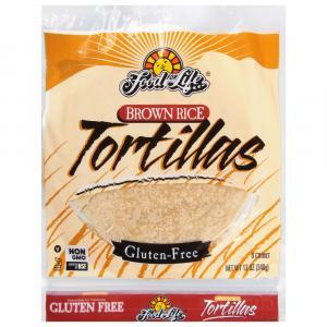 Food for Life Ezekiel 4:9 Gluten Free Brown Rice Tortillas