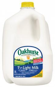 Oakhurst 1.5% Milk