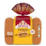 Arnold Potato Hot Dog Rolls