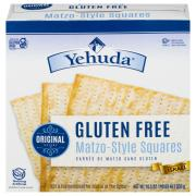 Yehuda Gluten Free Matzo Squares