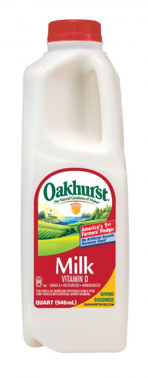 Oakhurst Whole Milk