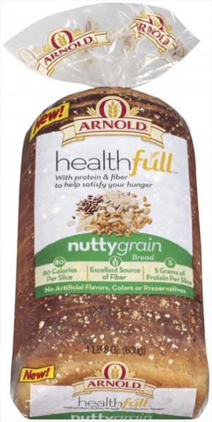 Arnold Healthfull Nutty Grain Bread
