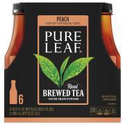 Pure Leaf Peach Tea