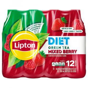 Lipton Diet Berry Green Tea