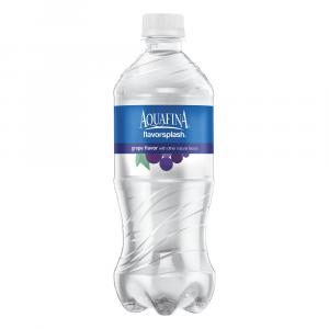 Aquafina Flavor Splash Grape Water