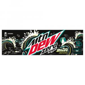 Mtn Dew Zero Sugar Baja Blast